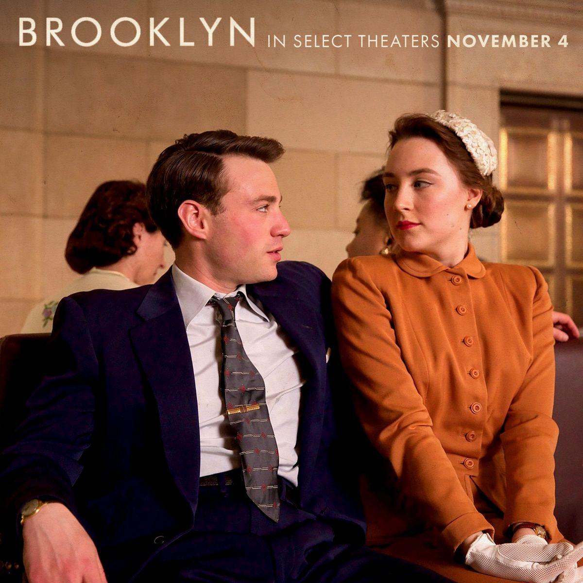 Review Brooklyn Movie BrooklynMovie Brooklyn film