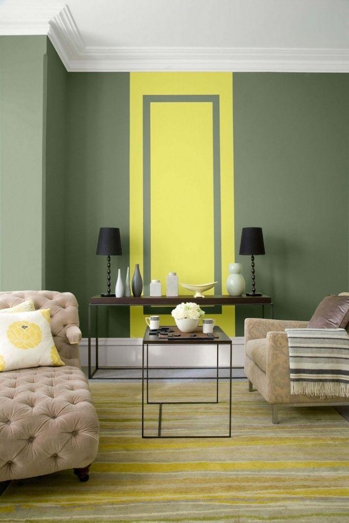 High Quality Neueste Wohnzimmer Olivgrün
