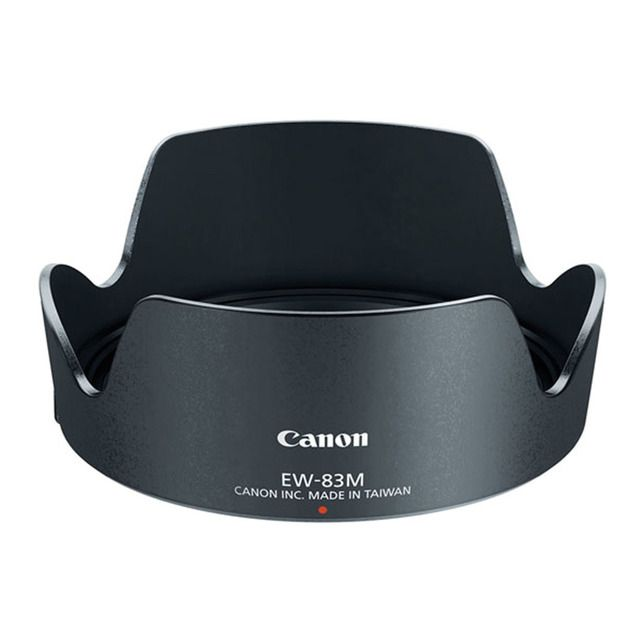 Canon - Parasol Canon EW-83M para Objetivo EF 24-105mm F/3,5-5,6 IS STM