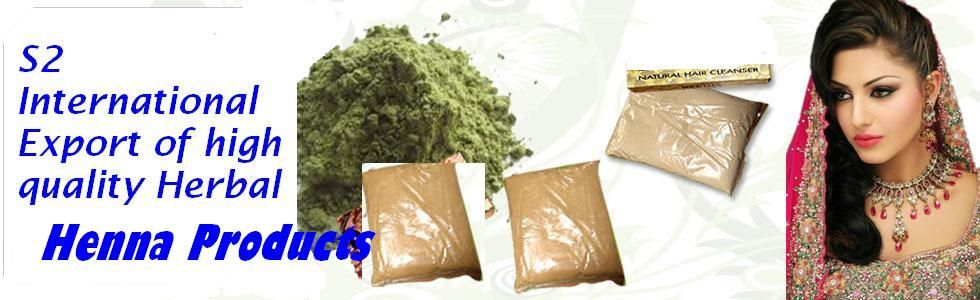 contact s2 international for henna powder