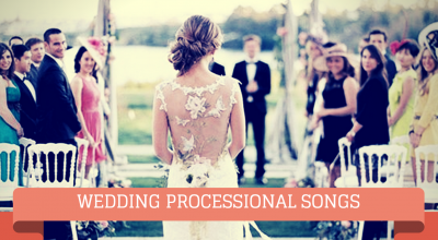 How to Plan Your Wedding Reception Music | Wedding processional ...
