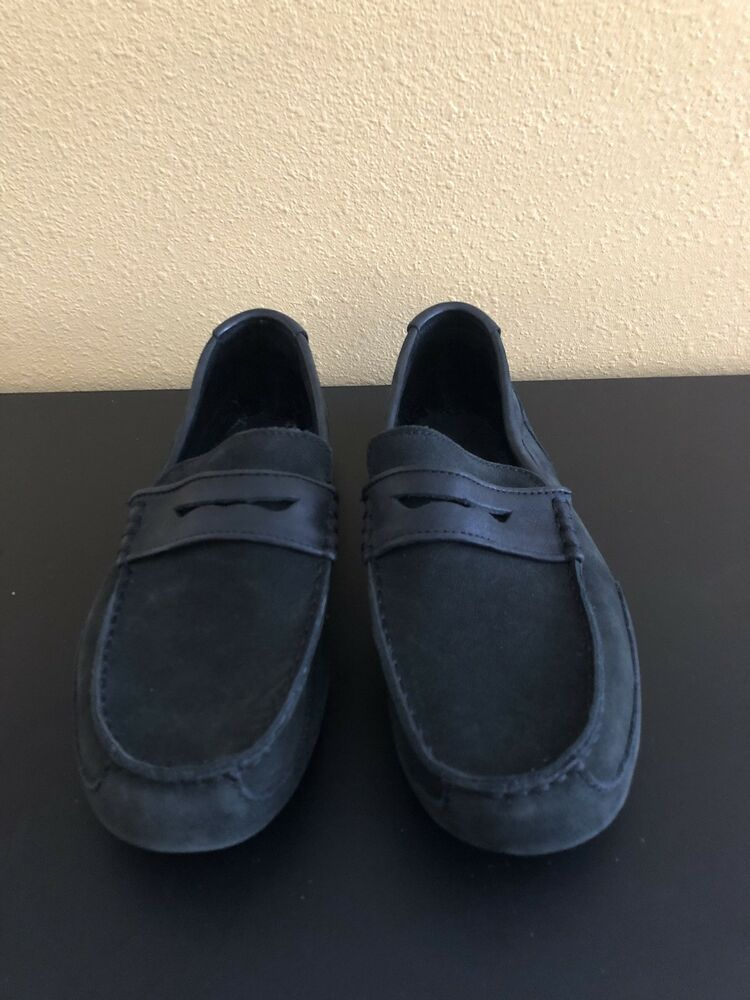 5671c927380 UGG AUSTRALIA Mens Tucker Black Slippers Size 9  fashion  clothing  shoes   accessories  mensshoes  slippers (ebay link)