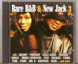 Rare R B New Jack 3 16 Trisha Covington Why You Wanna Play Me Out K S Reprise R B New Jack Rare