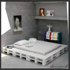 Pallet letto