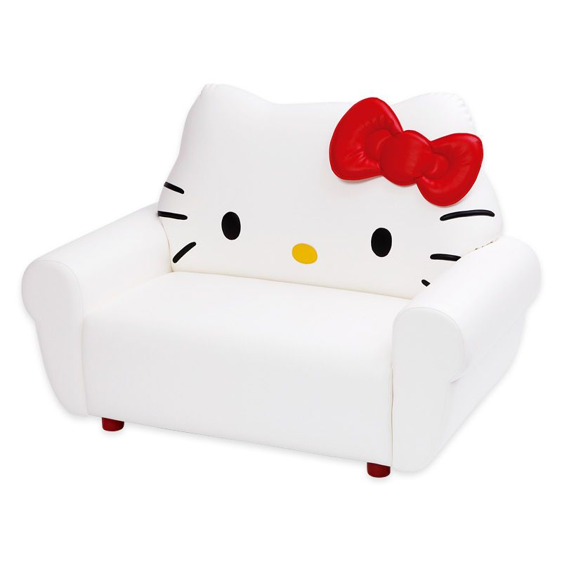im turning my kid's room into my own hello kitty room when they move out