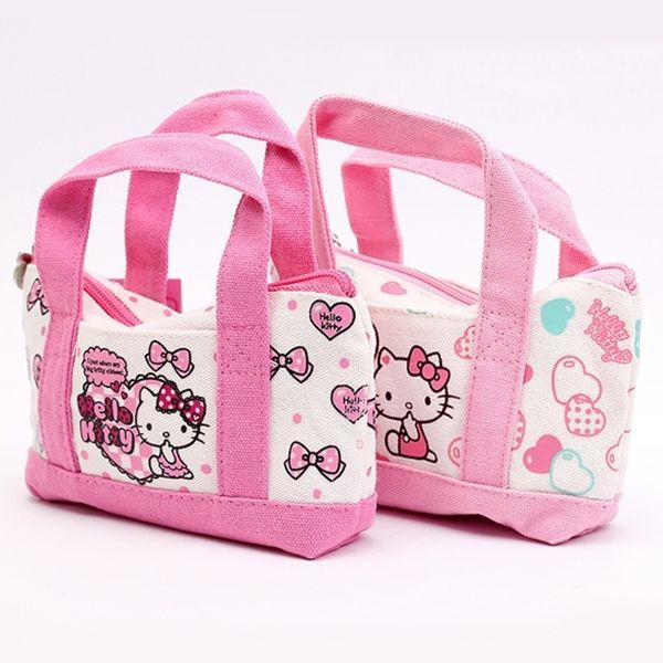 Details about Sanrio Hello Kitty Clear Travel Multi Pouch Makeup Pouch Case  Zipper Bag 5p Set  6e4810d44046f