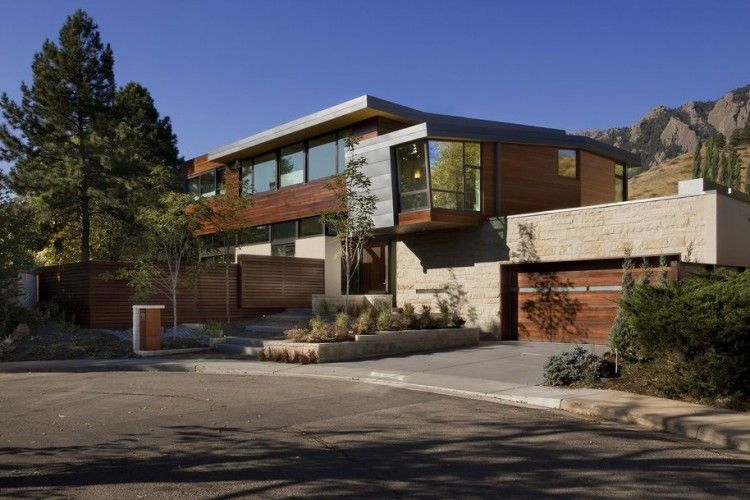Syncline House By Architecture Firm: Boulder, Colorado.