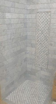 Bathrooms Contemporary Shower Wall Tile White Tile Shower Shed Plans