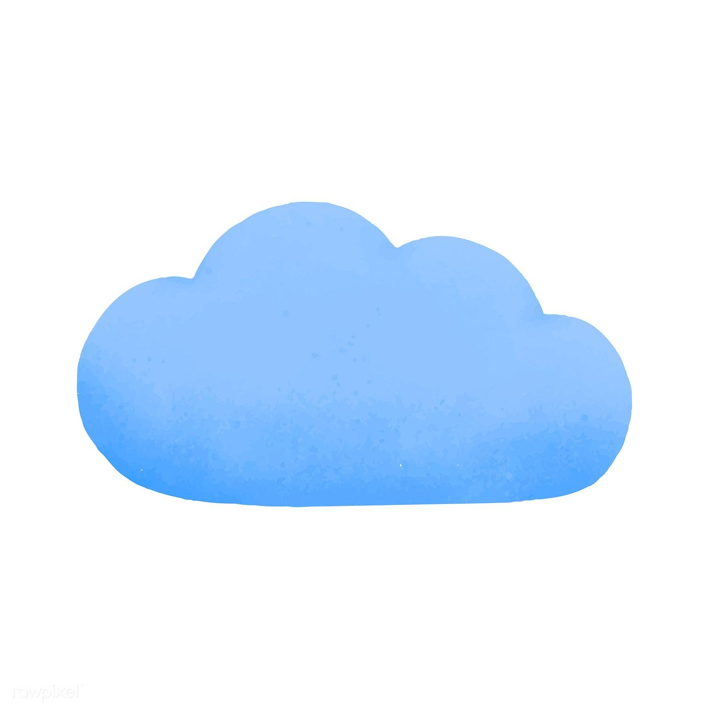 Cloud Social Media Icon Vector Free Image By Rawpixel Com Aum Social Media Icons Vector Social Media Icons Vector Free