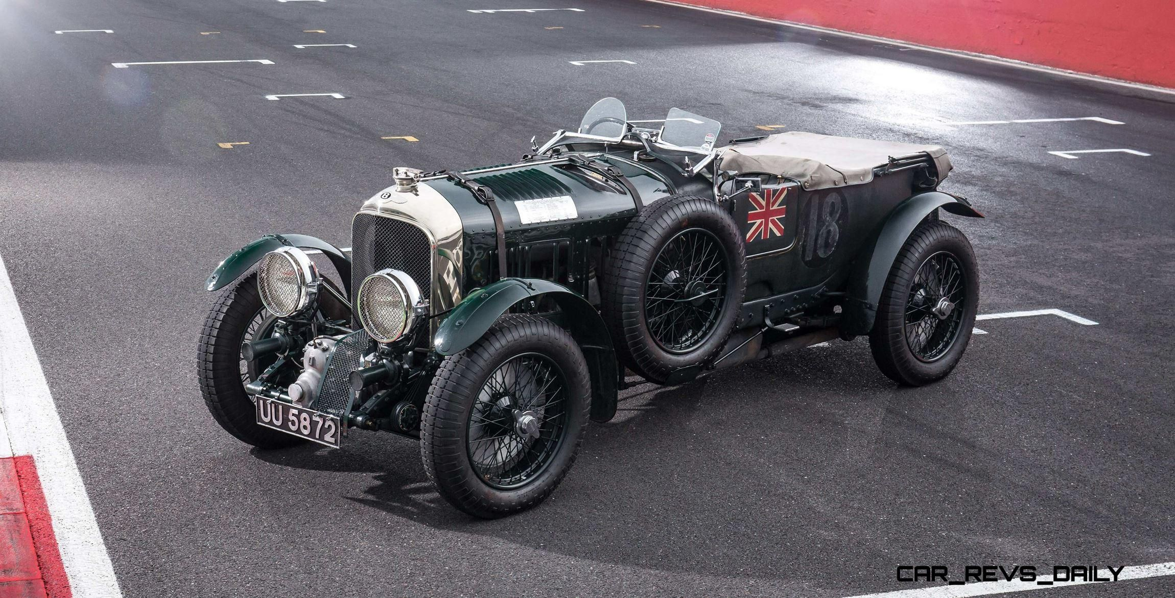 1930 Bentley Birkin Blower LeMans