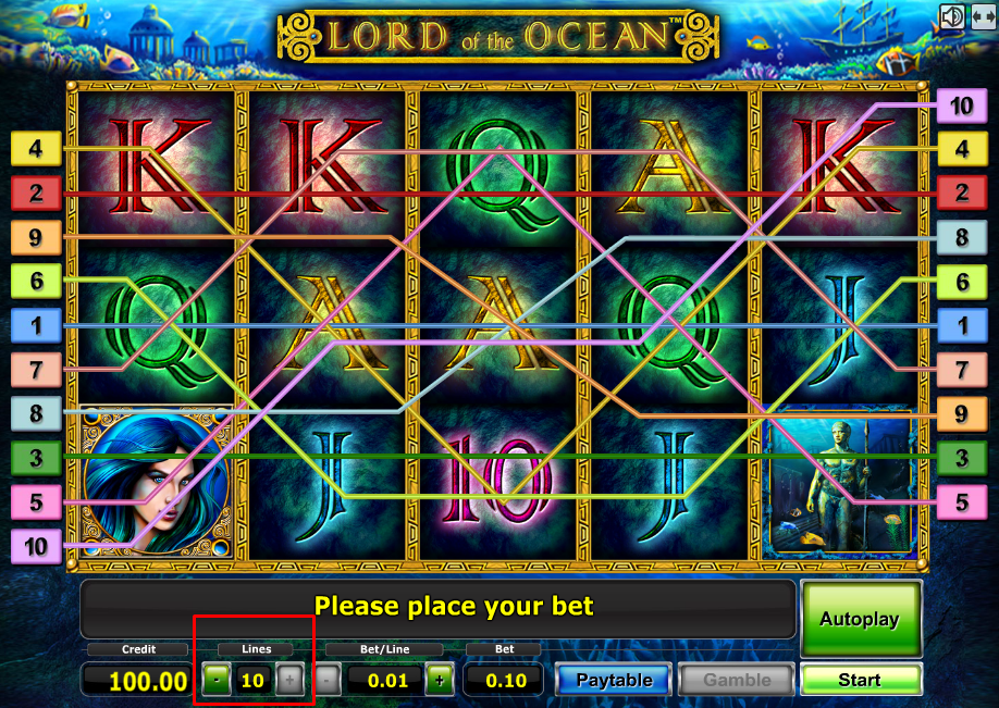 игровые автоматы лорд океанов