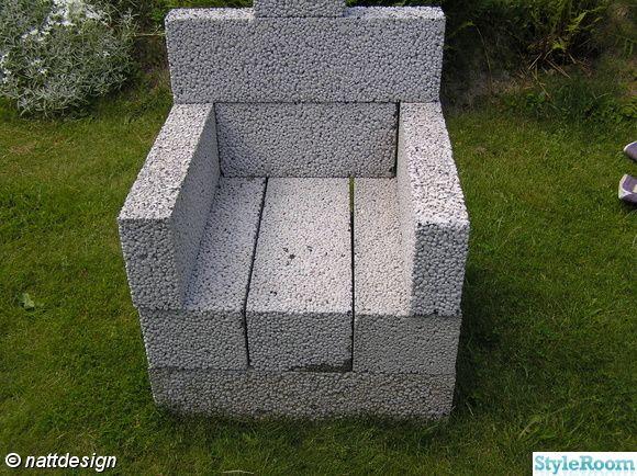 1000+ images about Betong on Pinterest | Hanging baskets, Metals ... : trädgård betong : Trädgård