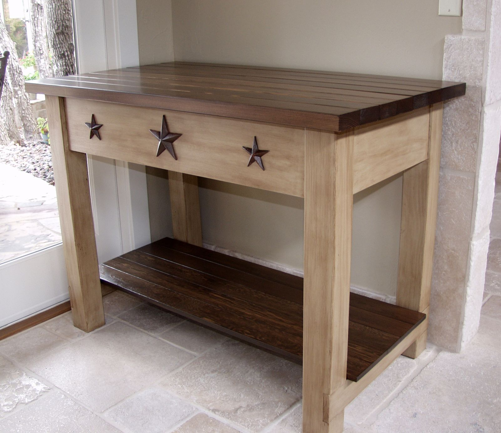 Kitchen Island or Cactus Table