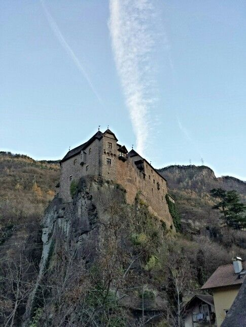 Castel Roncolo, Bolzano, Trentino Alto Adige. 46°31′03.38″N 11°21′32.36″E