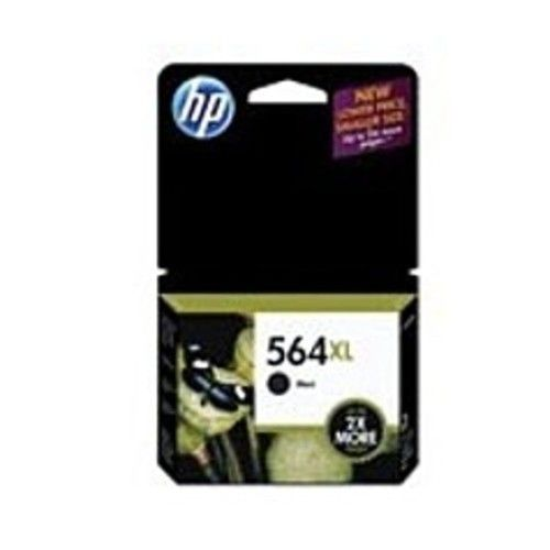 HP CN684WN 564XL High-Yield Ink Cartridge for C309G, B209A - 550 Pages - Black