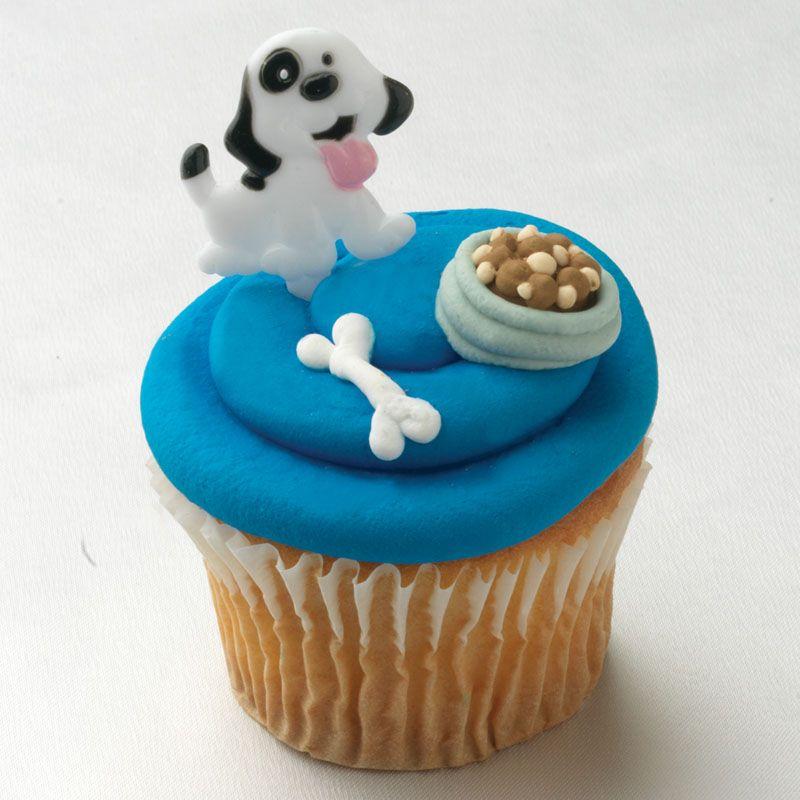 doggies cuppies #cupcakes #cupcake