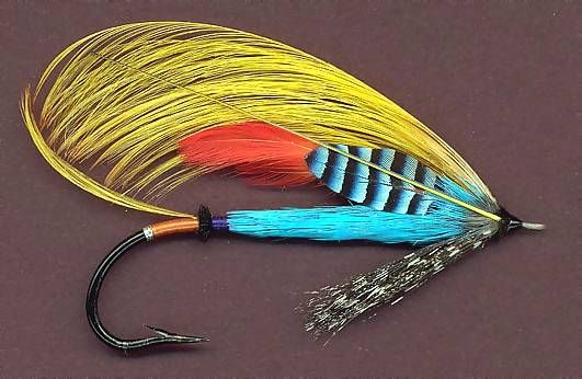 The Classics - Classic Salmon Flies | Steelhead flies, Fly ... Classic Atlantic Salmon Fly Patterns