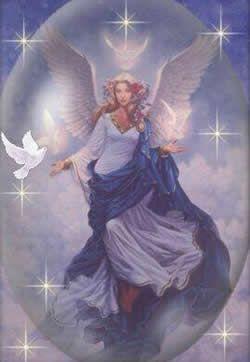 Imagenes Angeles Los Mensajeros Celestiales De Dios Arcangel