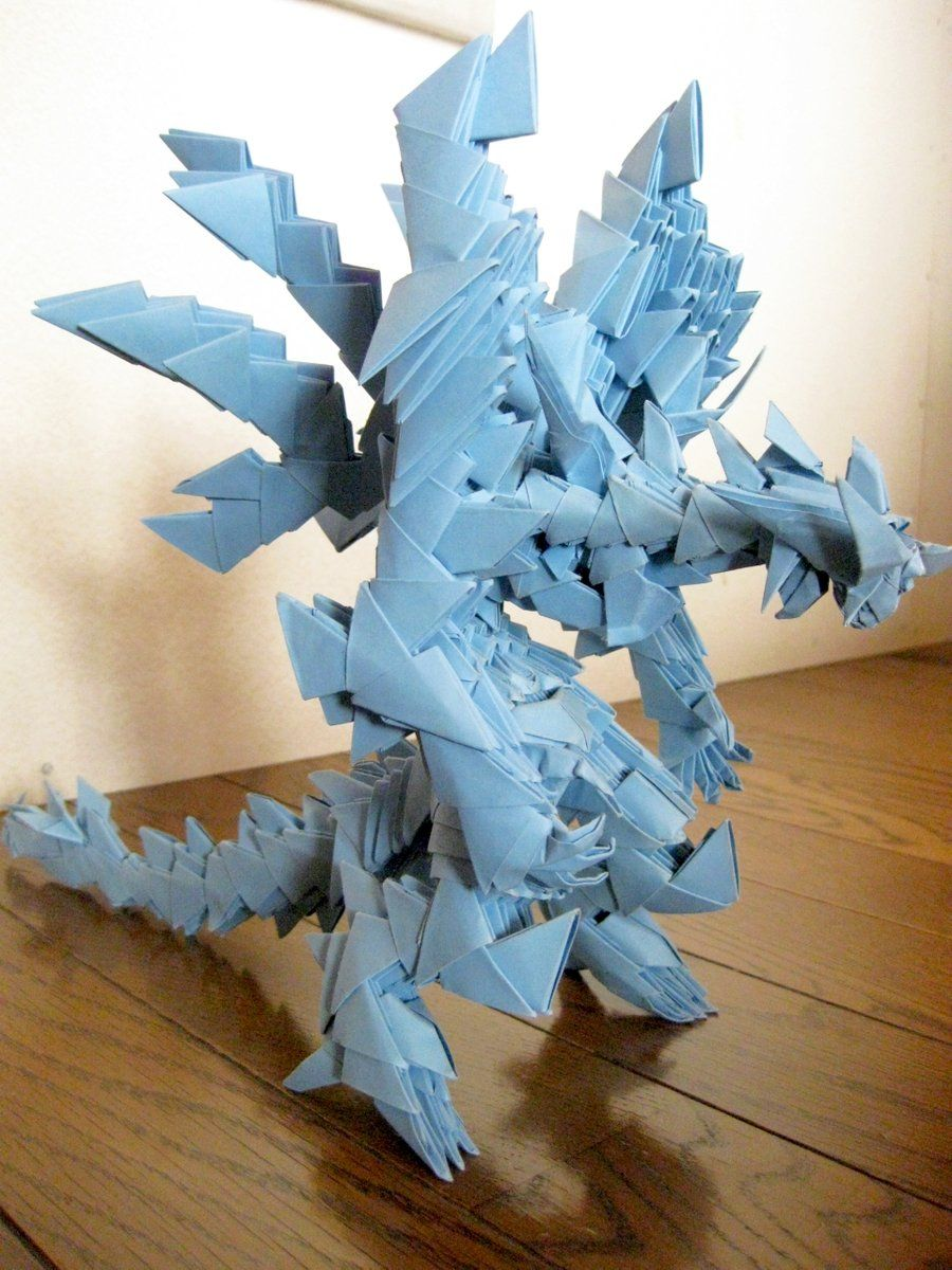 3d origami dragon 3d origami by kumazaza artisan crafts