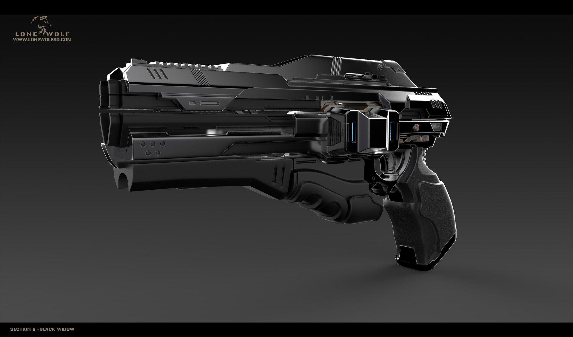 Pin on Gun and Rifle