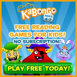 Free On-Line Reading Games for Kids | Kid Ideas | Reading games for ...