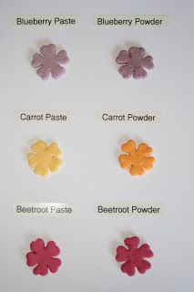 How to colour fondant using freeze dried fruit powders. Great ...