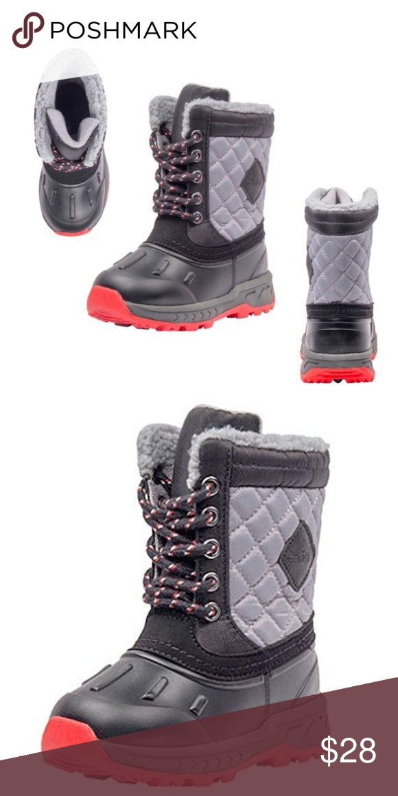 Carter's - Snow Boots - Size: 6 Toddler (NWT)