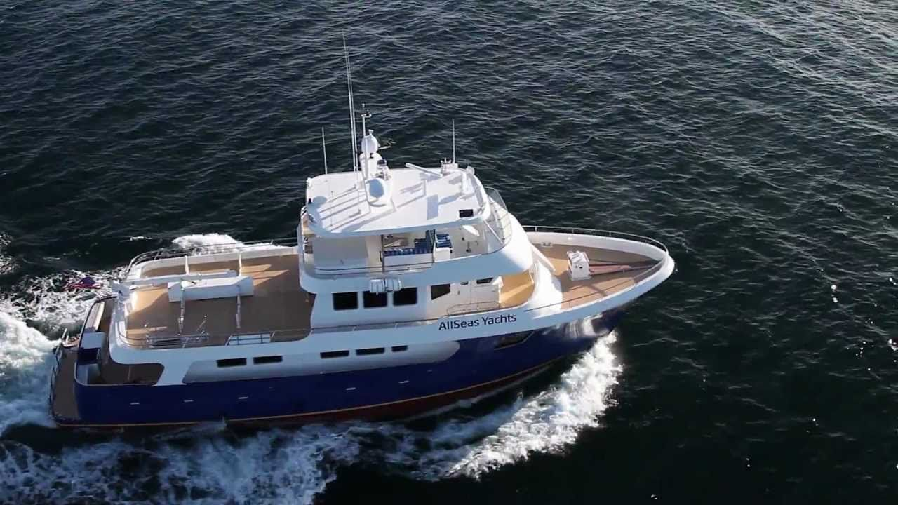 Lamborghini San Diego >> Allseas 92 Expedition Yacht offered for sale - Complete