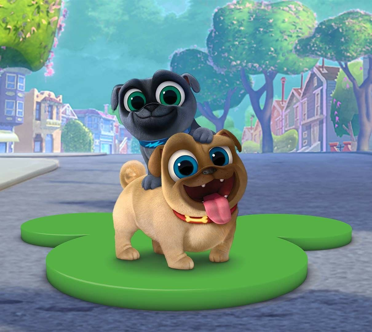 Puppy Dog Pals Dogs And Puppies Puppy Birthday Parties Puppy Party