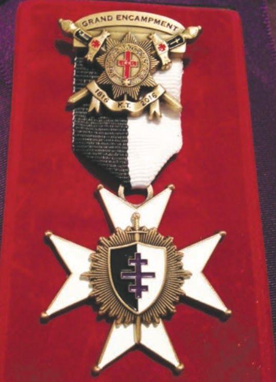 Freemasons For Dummies Templars Grand Encampment 200th Anniversary