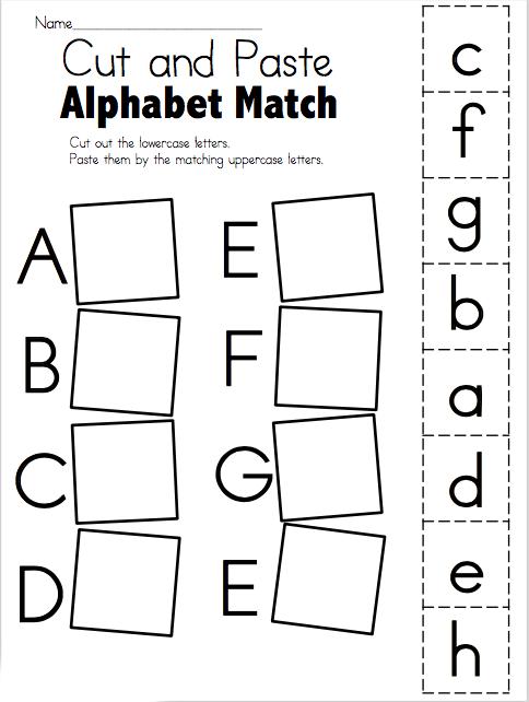 Alphabet Worksheets   Alphabet worksheets, Kindergarten ...