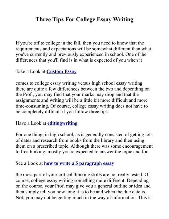 Written college essays admission essay pinterest college
