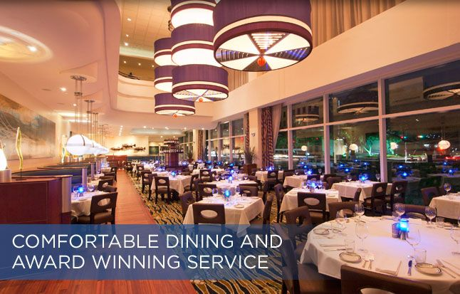 Oceanaire Seafood Room Magical Dining
