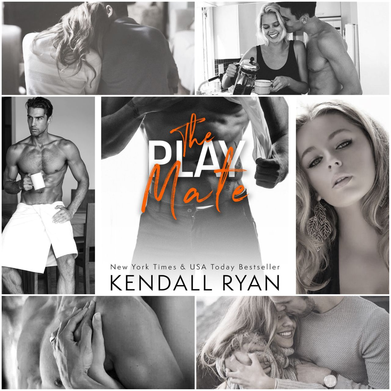 The Play Mate By Kendall Ryan Book Aesthetic Books To Read Books