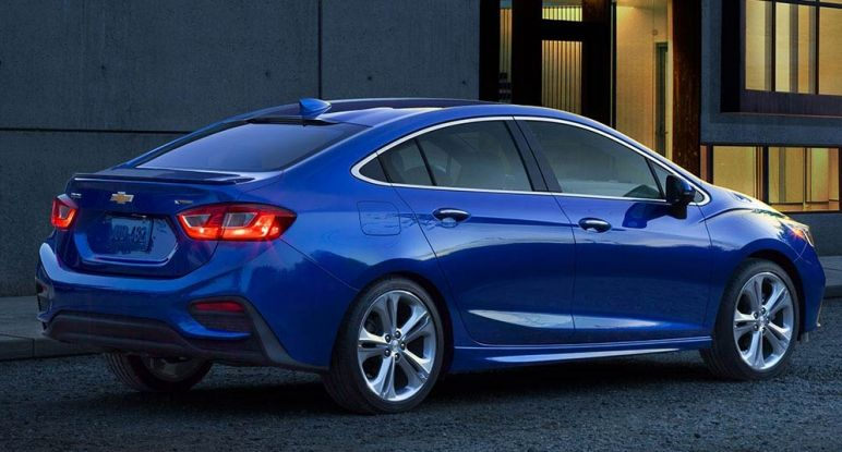 Recently Chevrolet Has Released Their New Model For 2017 Year It Truly Is The Chevy Cruze Hatchback This Seems Incredible