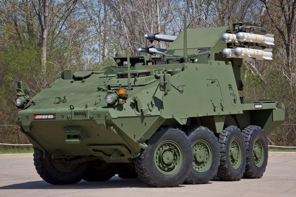 Boeing gdls team up on mobile shorad system for september shoot off