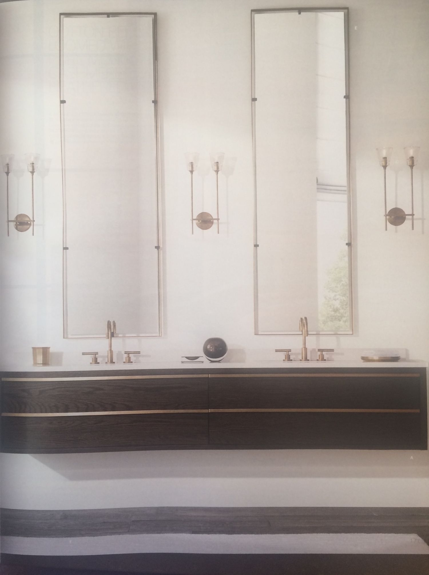 kick vanities vanity appealing off and room restoration nsyd style light powder trends master bamboo the hardware walls of white bathroom best
