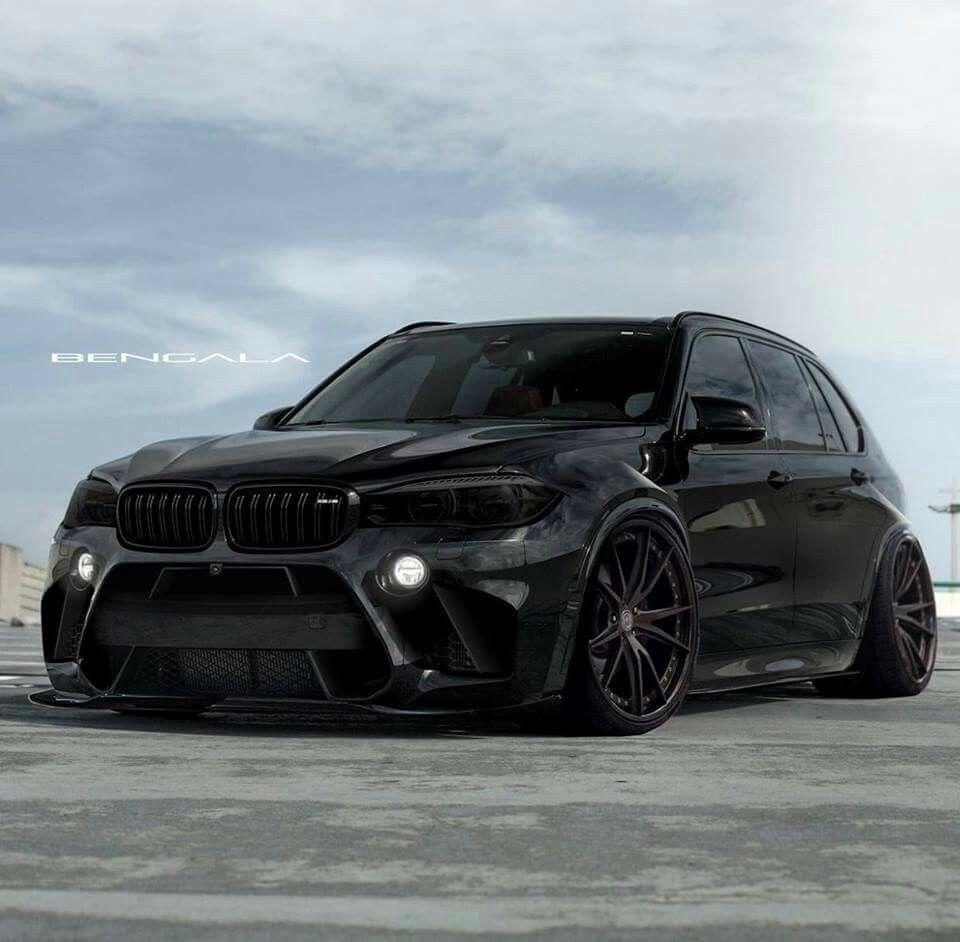 Bmw Z5 M: BMW X5 Bengala Automotive Design Black Slammed