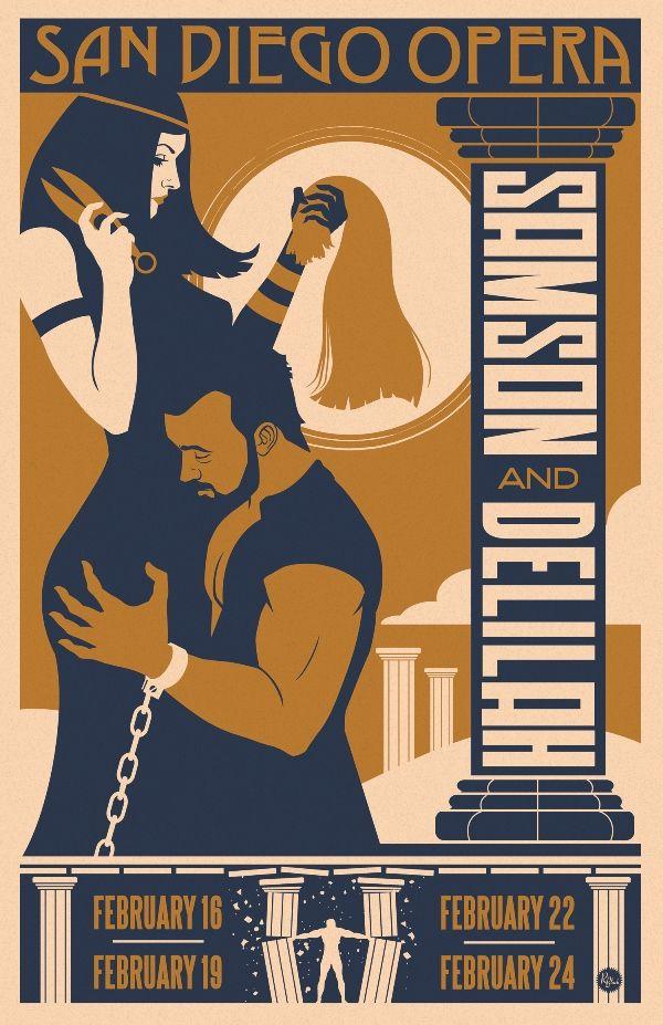 Очень хорошо передан символизм отношений покорности, зависимости. Очевиден фактор добровольности. / Samson and Delilah