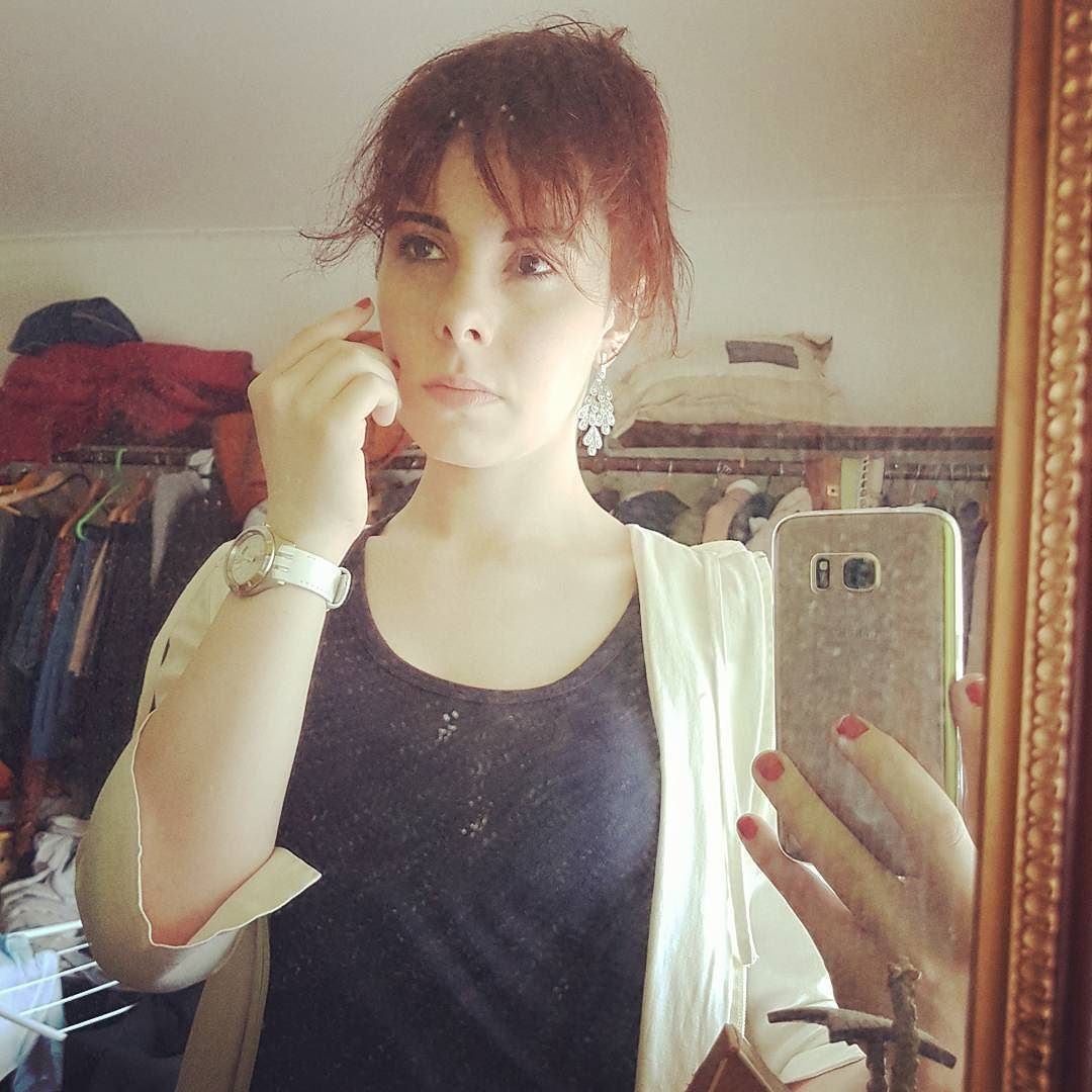 Short hair madness tuesday selfie terca tuesdayselfie