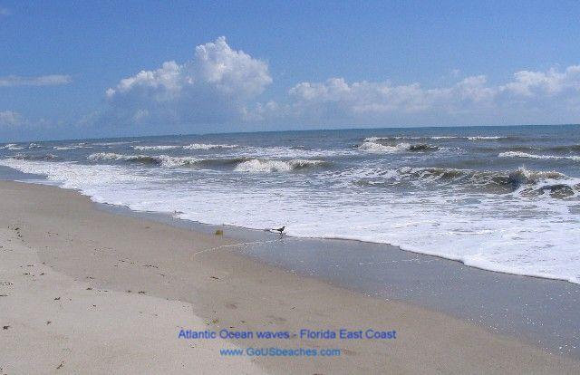 Atlanticoceanbeaches Florida East Coast Beaches Atlantic Ocean Waves Ocean Surf Was