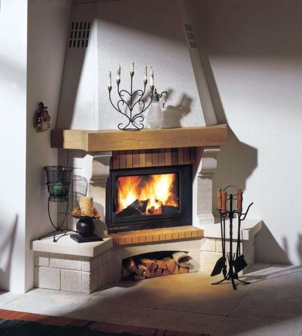 19 Best Corner Fireplace Ideas For Your Home Kaminbau