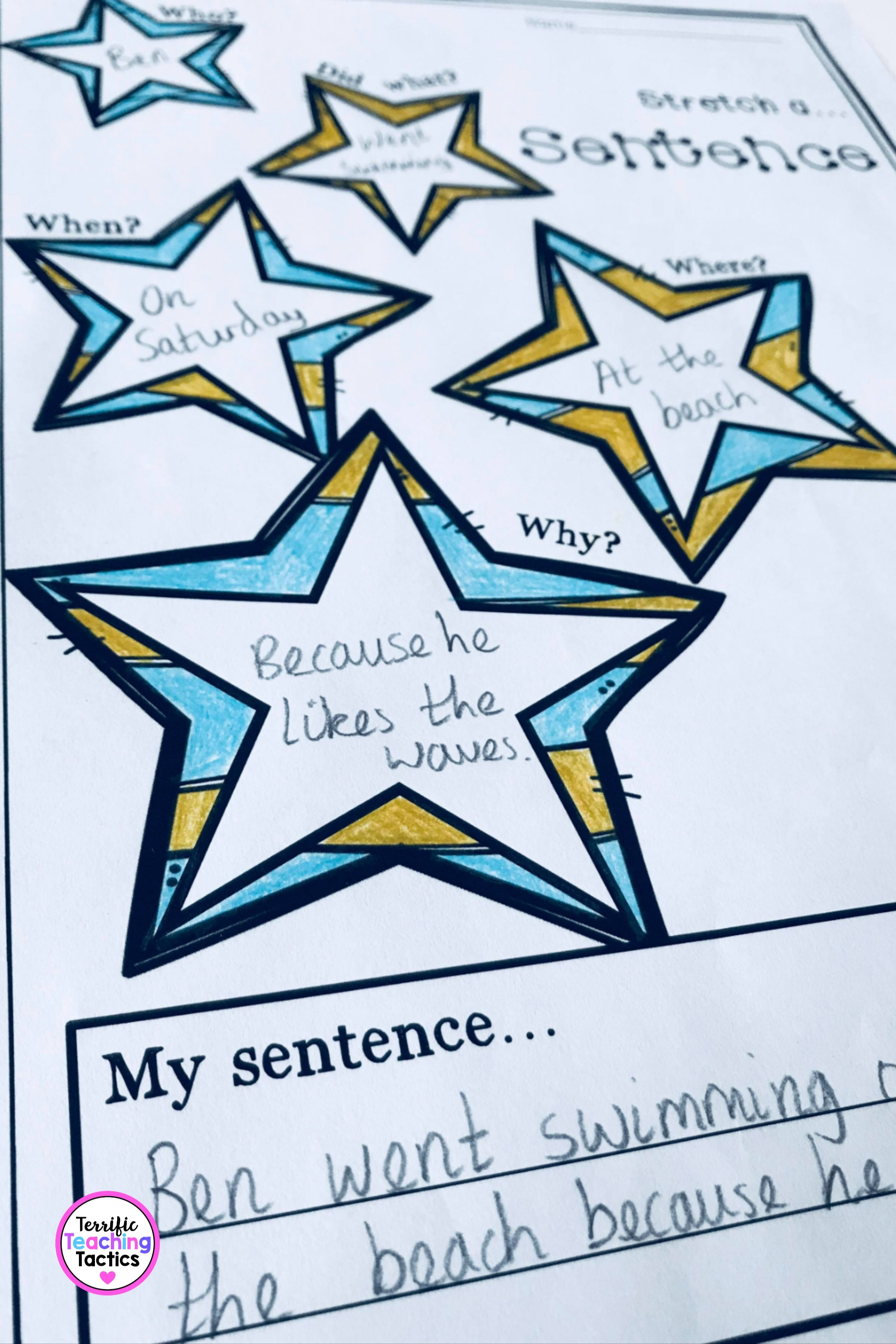 Narrative Writing Worksheets In