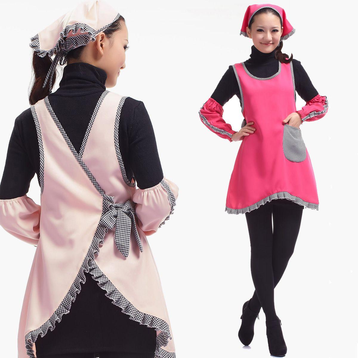 Delantales de moda google search cobbler aprons pinterest delantales costura y moda - Modelos de delantales de cocina ...