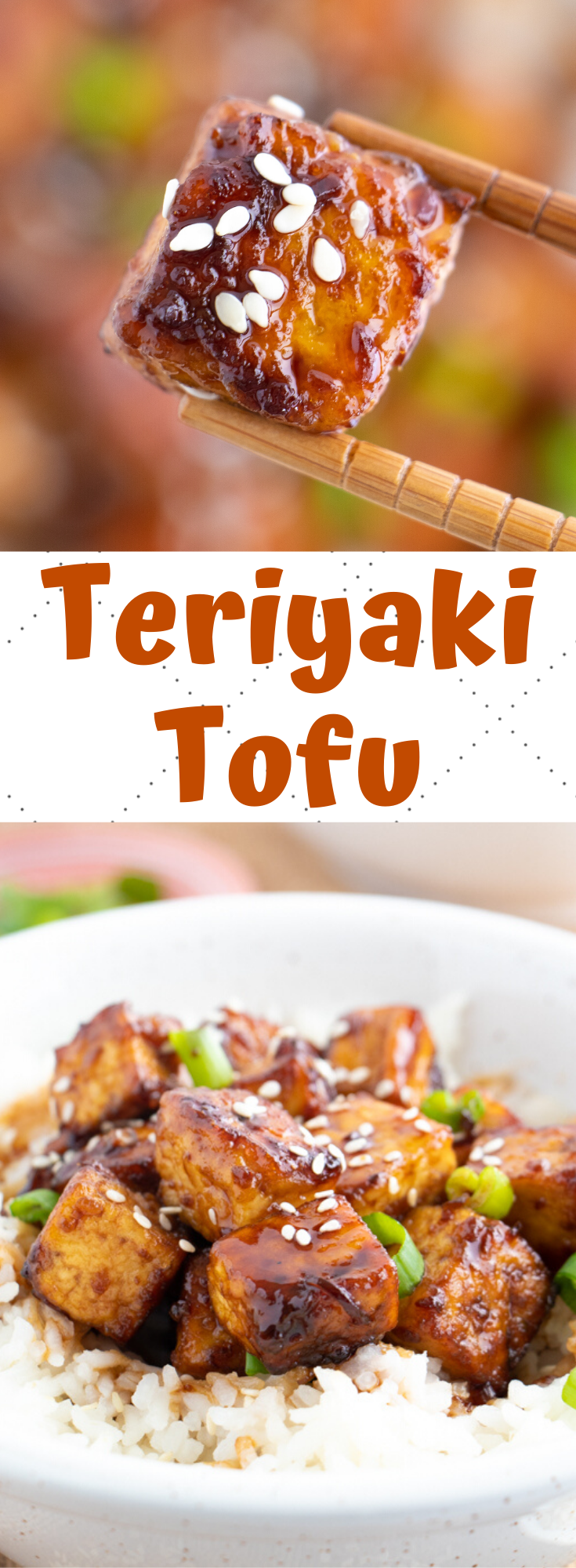 Photo of Vegan Teriyaki Tofu