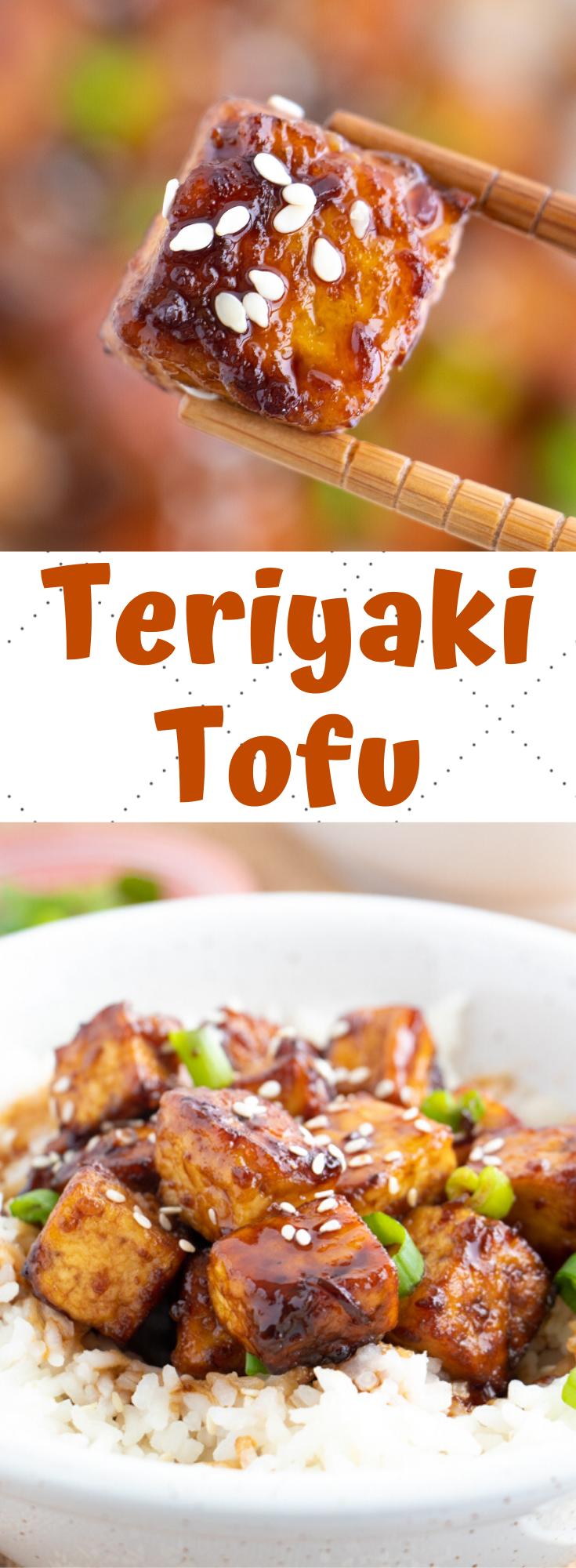 Photo of Vegan Teriyaki Tofu