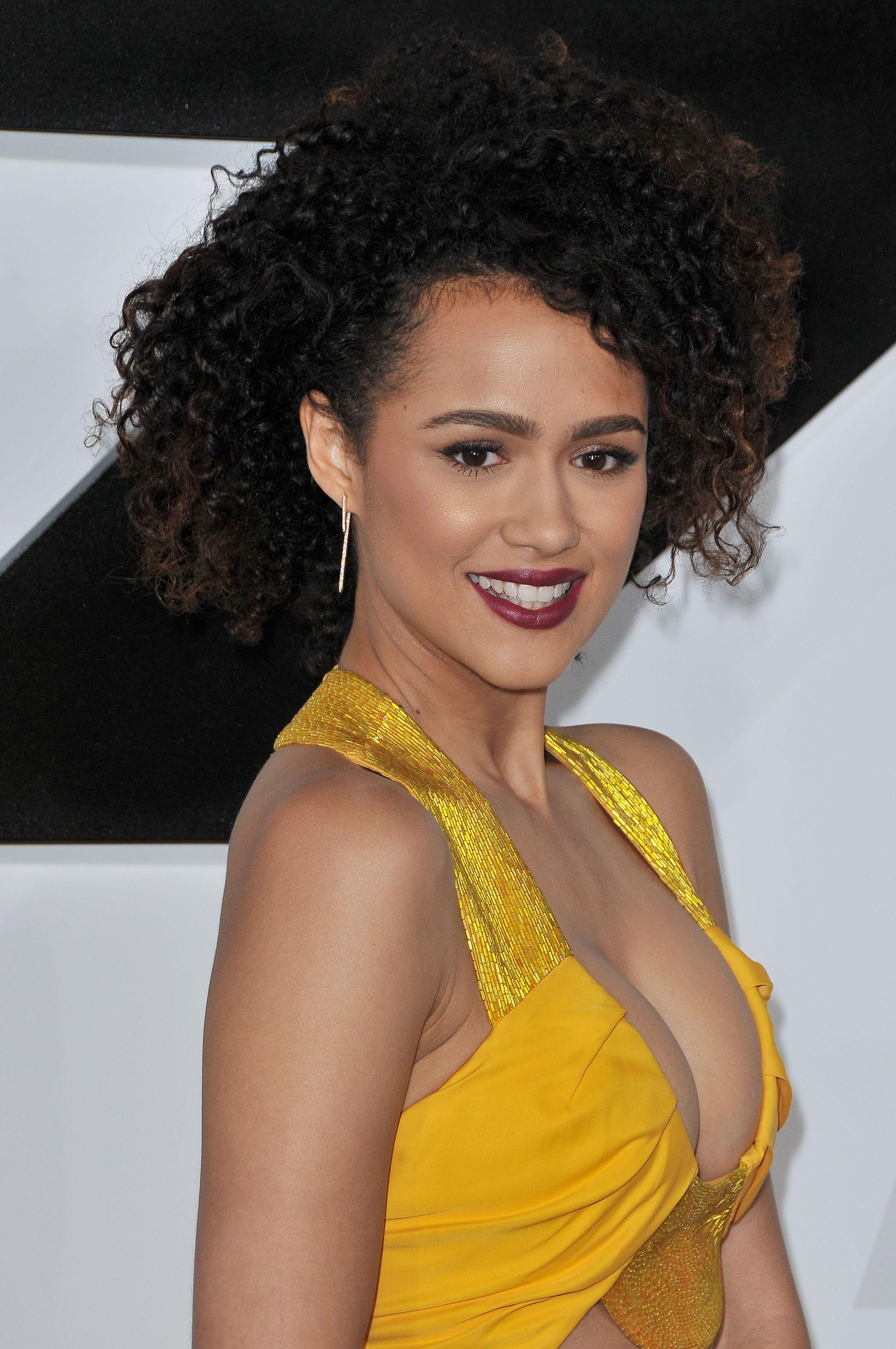 Nathalie Emmanuel (born 1989) Nathalie Emmanuel (born 1989) new images