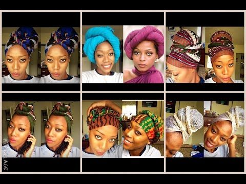 Not Sure How To Create A Head Wrap With Your Scarf Check Out These Styles We Have A Method For Every Level Of Wrapping Head Wrap Styles Head Wraps Hair Wraps