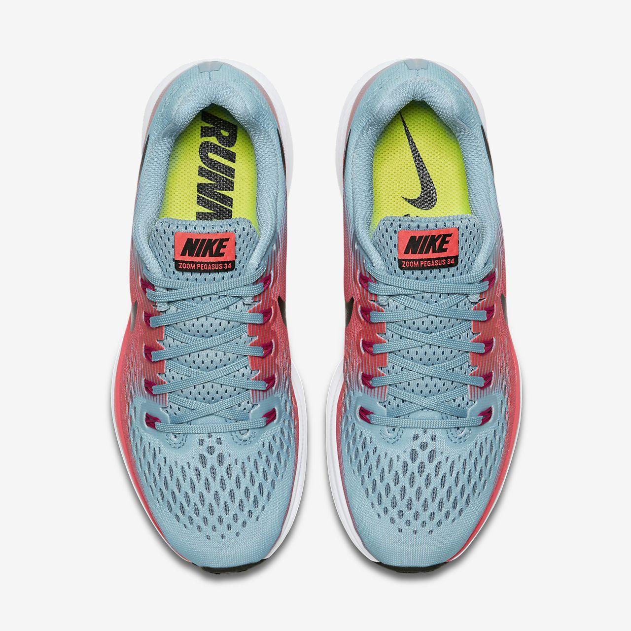 21fce14fc304 Nike Air Zoom Pegasus 34 Women s Running Shoe