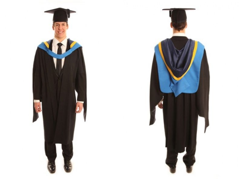 Masters Degree Gown And Hood | Dresses and Gowns Ideas | Pinterest
